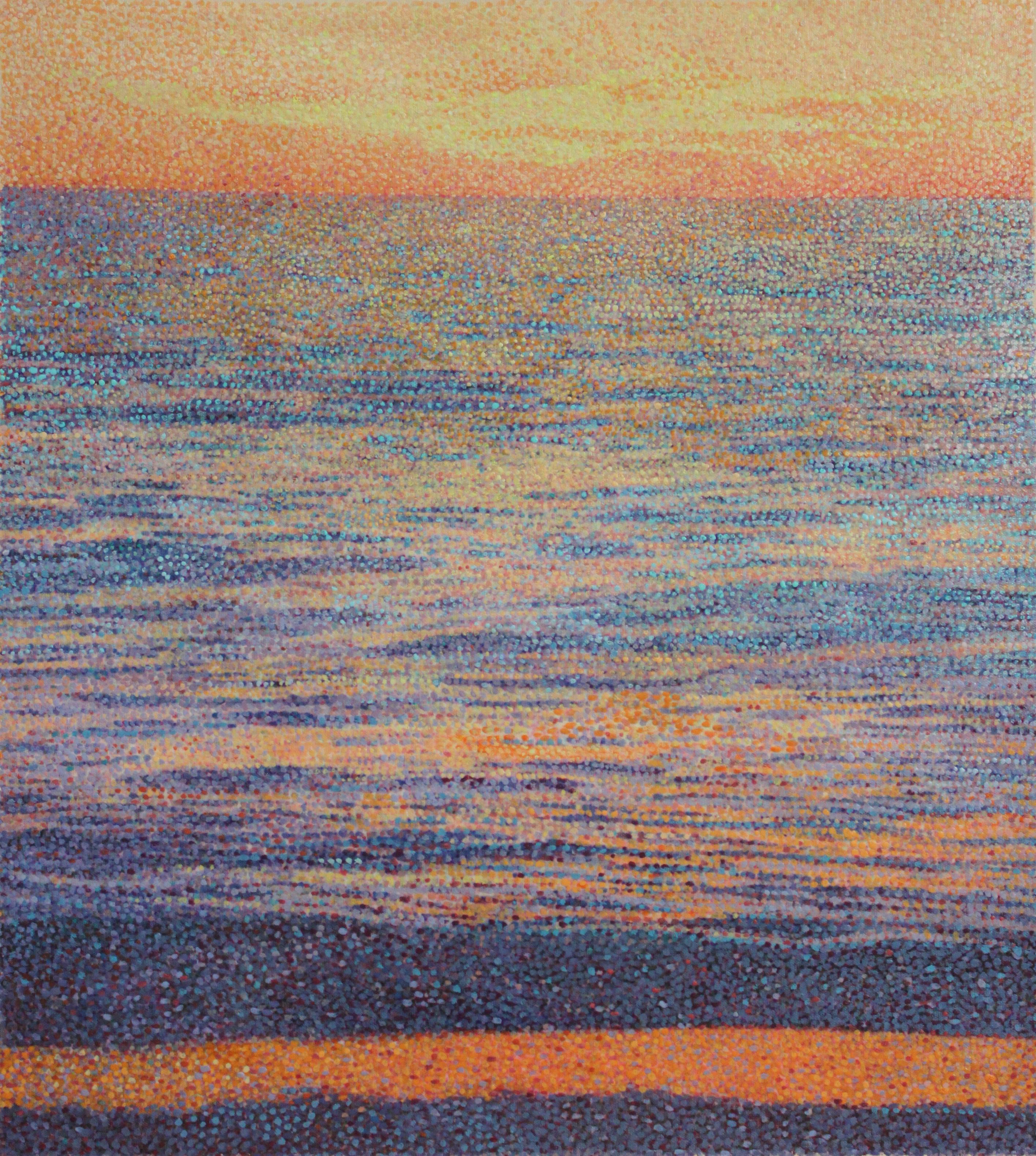 Ocean Sunset   Catherine Bath